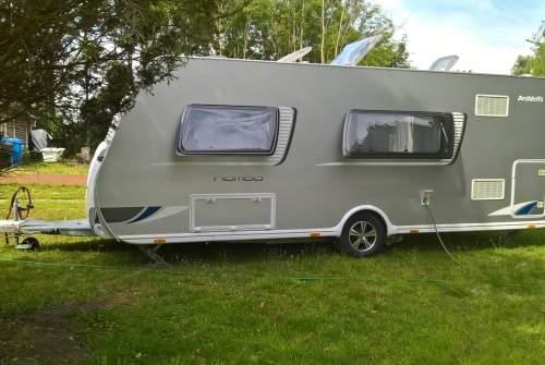 Caravan Dethleffs Rolling home... in Buchholz in der Nordheide huren van particulier