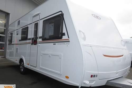 Caravan LMC Stylie in Nottuln huren van particulier