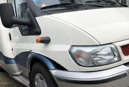 Halfintegraal Ford Reuze Hobby in Wognum huren van particulier