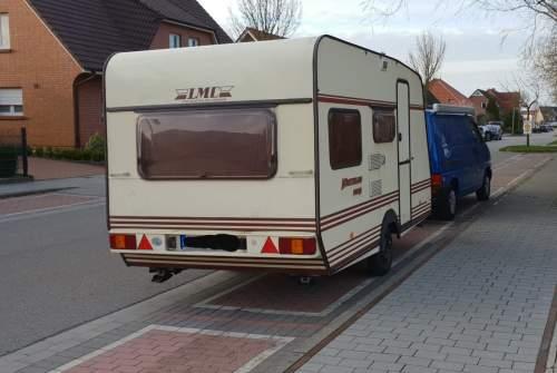 Caravan LMC Wohni LMC in Emden huren van particulier