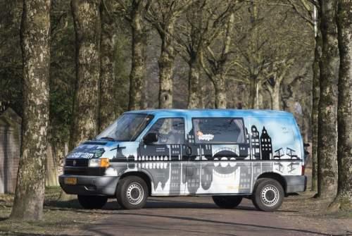 Buscamper VW Amsterdam in Mierlo huren van particulier