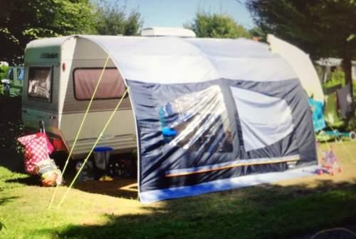 Caravan Dethleffs Rosi in Eiselfing huren van particulier