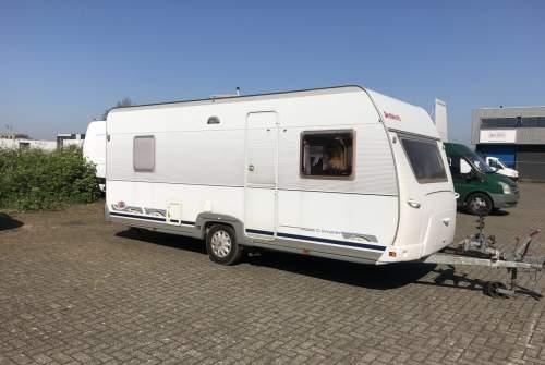 Caravan Dethleff Dethleff in Zoetermeer huren van particulier