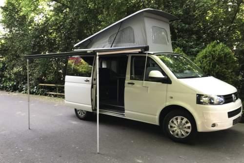 Kampeerbus VW  Ocean Drive in Voorburg huren van particulier