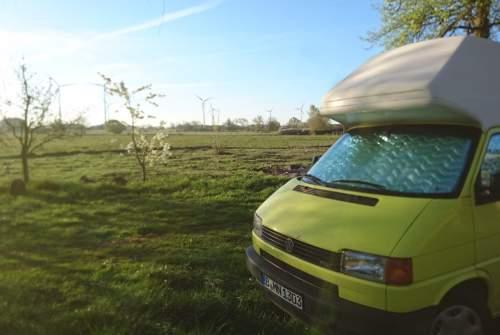 Buscamper VW Der Bulli in Berlin huren van particulier