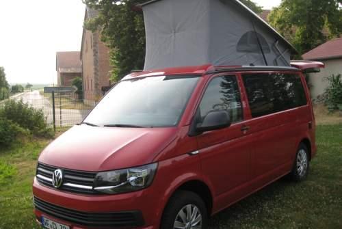 Kampeerbus VW Louisa in Schöppenstedt huren van particulier