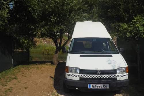 Kampeerbus VW Elvis in Graz huren van particulier