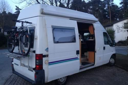 Buscamper peugeot Freedom in Freiburg im Breisgau huren van particulier