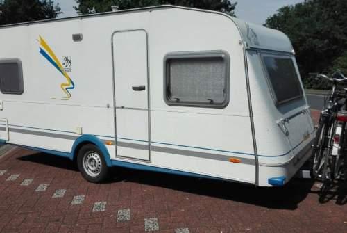 Caravan Knaus KNAUSI in Emden huren van particulier