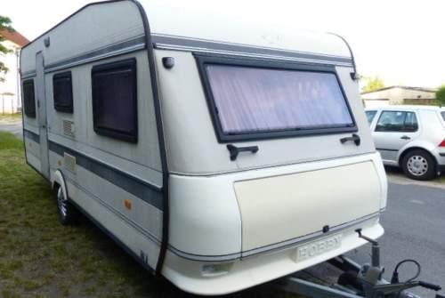 Caravan Hobby Luna in Rathenow huren van particulier