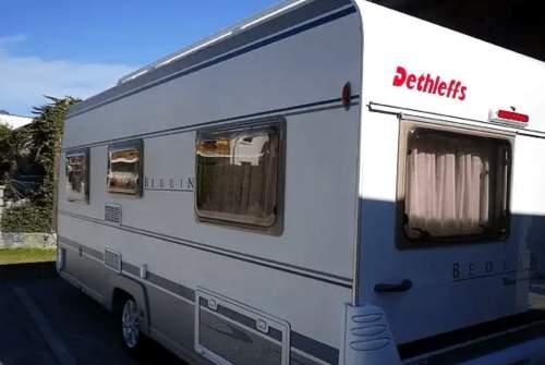 Caravan Dethleffs Jolo  in Radenthein huren van particulier