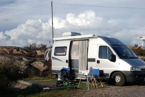 Buscamper Citroen ORCa - das Outdoor Relax Campingmobil in Trofaiach huren van particulier