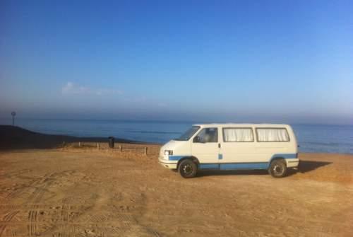 Kampeerbus Volkswagen Harvey in Lagos huren van particulier