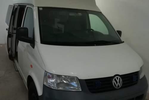 Kampeerbus VW Gerry in Linz huren van particulier