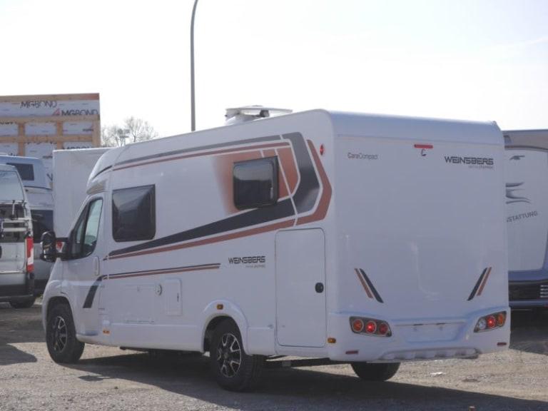 Camper Peppi in Erkelenz