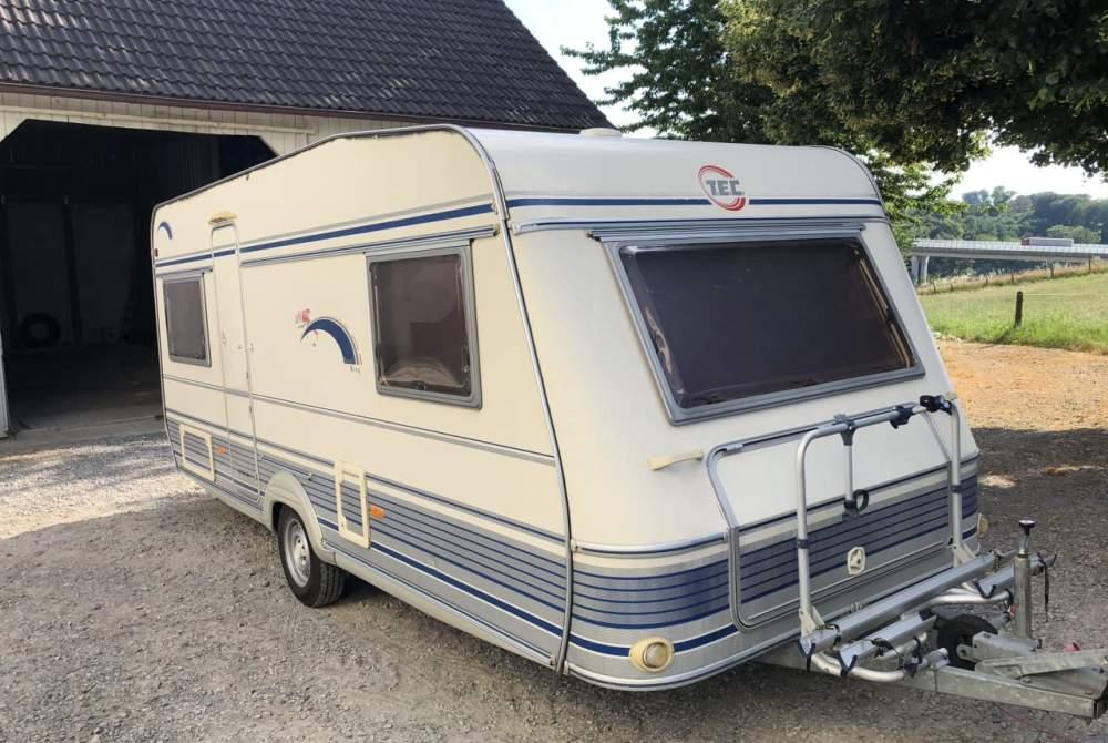Caravan TEC Gromit in Wuppertal huren van particulier