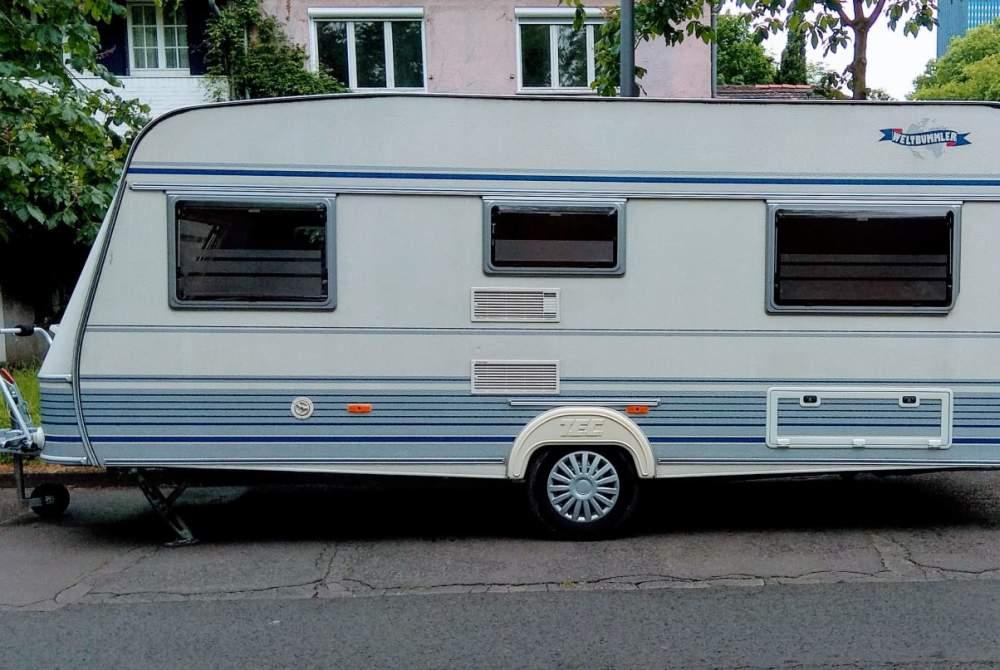 Caravan T.E.C. PIMP MY RIDE in Köln huren van particulier