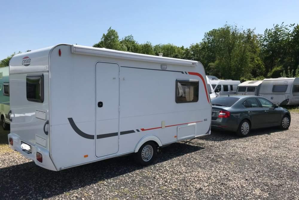 Caravan Carado Wohni in Pfungstadt huren van particulier