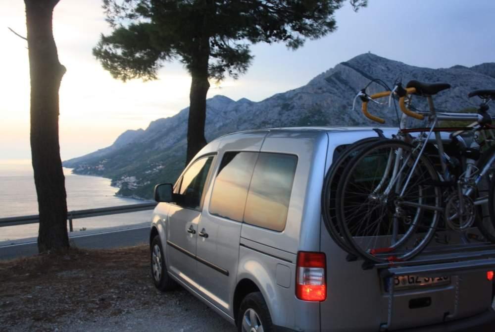 Overige Volkswagen VW-Caddy-Camper in Berlin huren van particulier