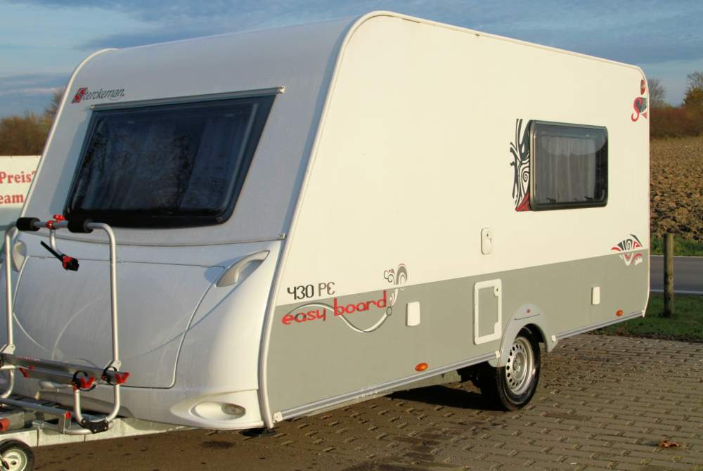 Caravan Sterckeman Home-Is-Where-You-Park-It in Erdweg huren van particulier