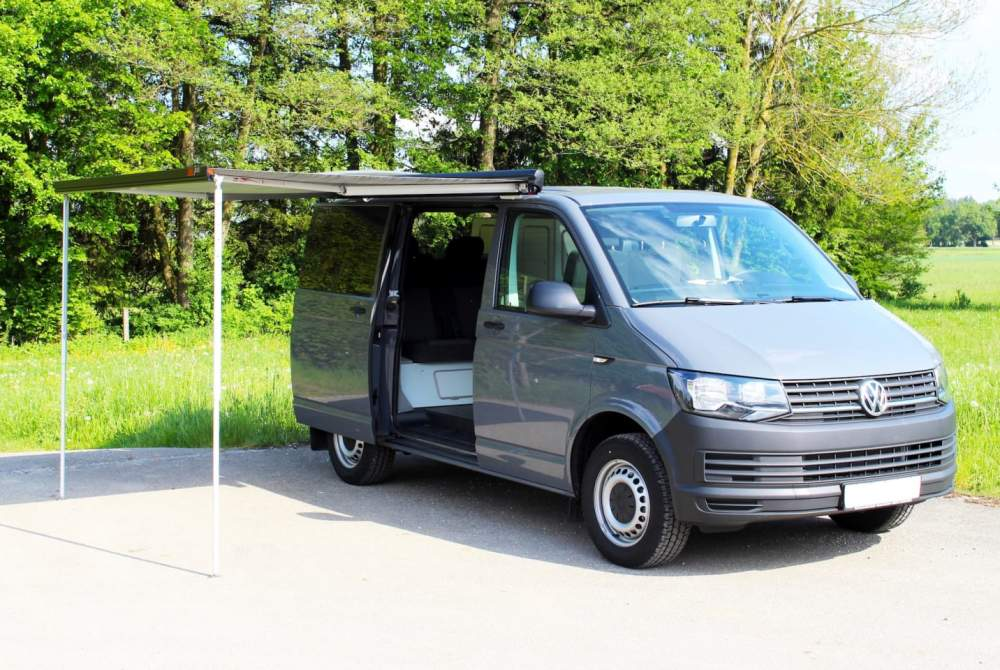 Kampeerbus Volkswagen Donny in München huren van particulier