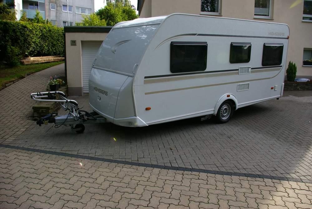 Caravan Weinsberg MoLe1517 in Siegen huren van particulier