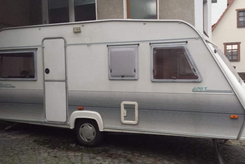 Caravan Christall  Cristall 495T (direkt an der A7) in Felsberg huren van particulier