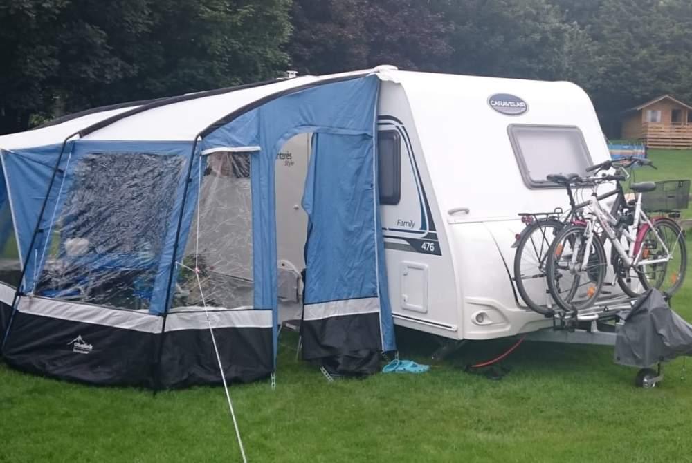 Caravan Caravelair Style in Dortmund huren van particulier