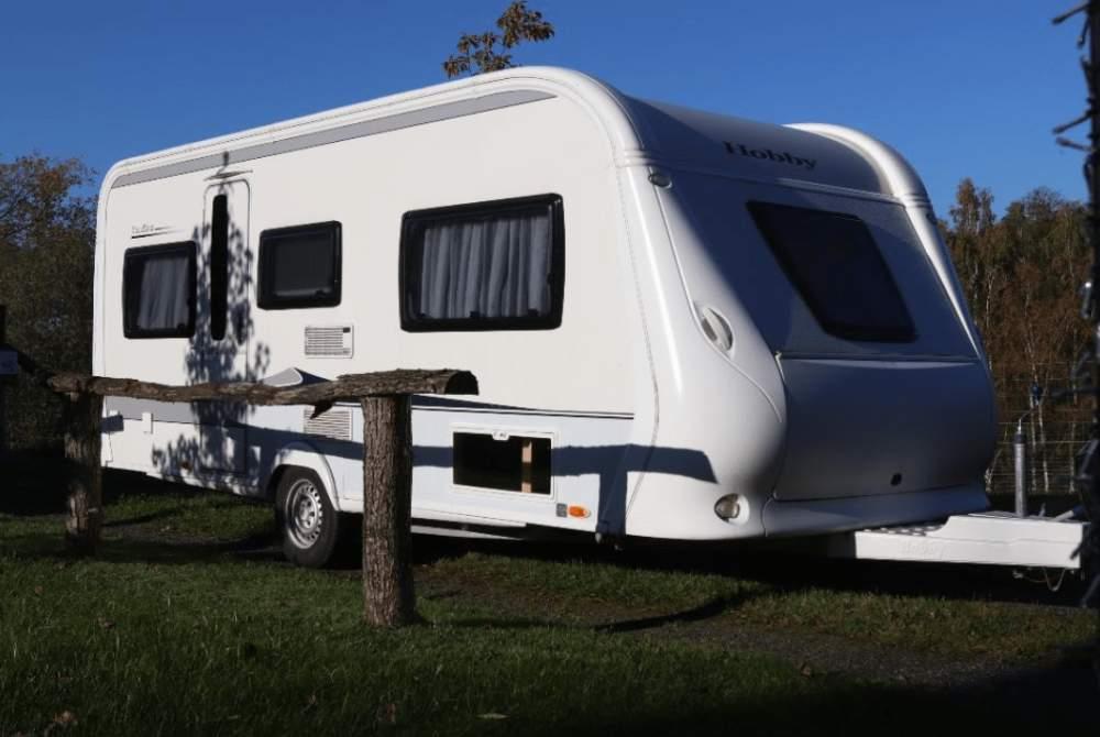 Caravan Hobby  Stilvoller Hobby für vier  in Ehringshausen huren van particulier