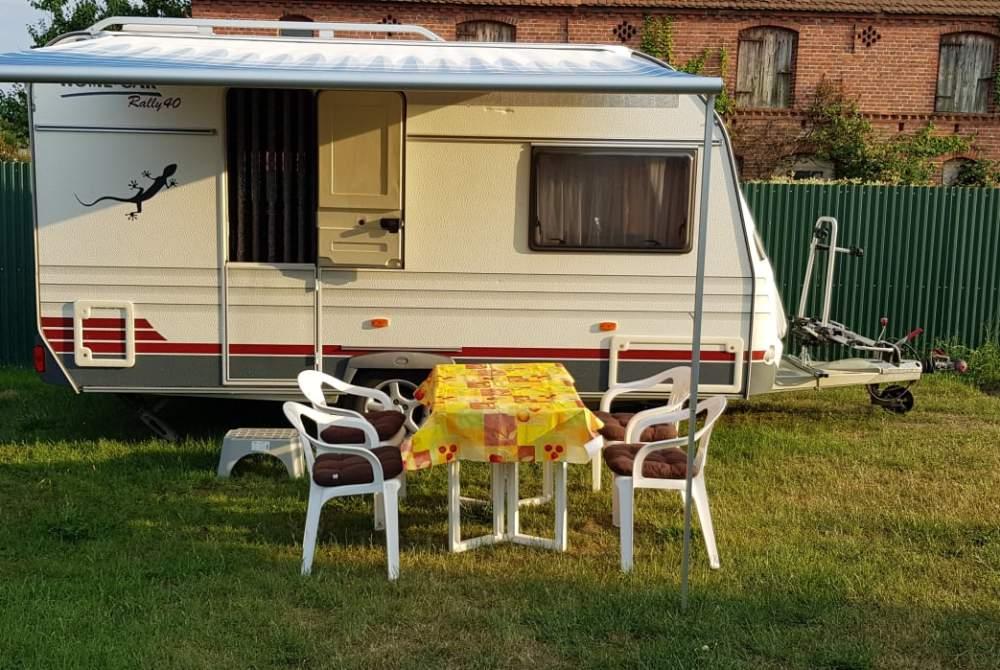 Caravan Home Car Home Car 403H in Nennhausen huren van particulier