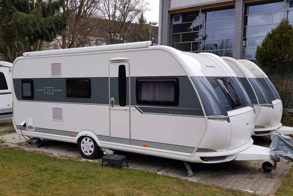 Caravan Hobby  Nightwish in Kassel huren van particulier