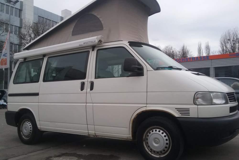 Kampeerbus Volkswagen T4 Flotter Feger in München huren van particulier