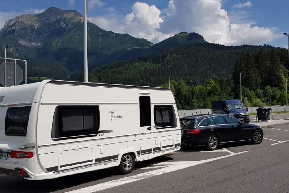 Caravan Fendt Tendenza in Höchstadt huren van particulier