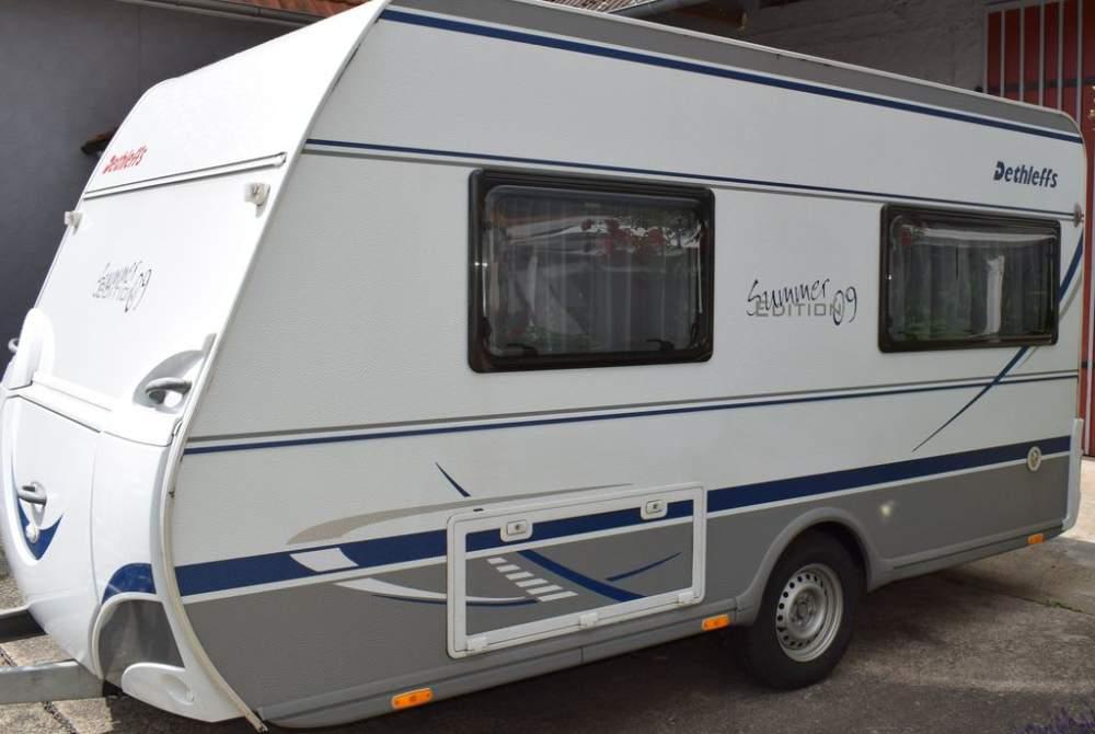 Caravan Dethlefs Summer Edition 2009 in Antrifttal huren van particulier